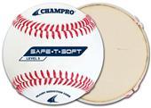 Champro Safe-T-Soft Baseballs-Level 5 CBB-65