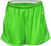 Badger Womens Pacer Performance Shorts