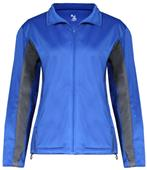 Badger Womens Drive Warm-Up Jackets