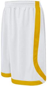 WHITE/ATHLETIC GOLD