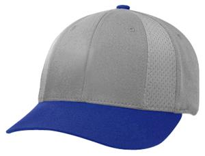 (COMBO) GREY CROWN/ROYAL VISOR