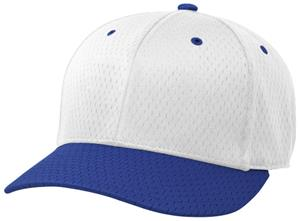 (COMBO) WHITE CROWN/ROYAL VISOR