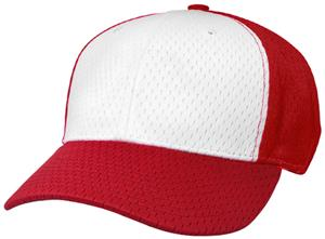 (ALTERN.) WHITE FRONT PANEL/RED HAT