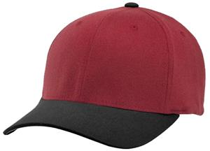 (COMBO) RED CROWN/BLACK VISOR