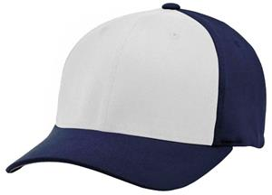 (ALTERN.) WHITE FRONT PANEL/NAVY PANELS & VISOR