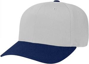 (COMBO) GREY CROWN / NAVY VISOR