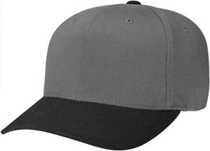 (COMBO) CHARCOAL CROWN / BLACK VISOR