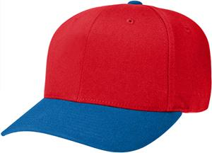 (COMBO) RED CROWN / ROYAL VISOR