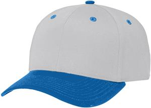 (COMBO) GREY CROWN / ROYAL VISOR