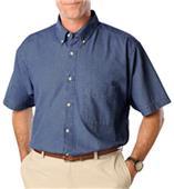 Blue Generation SS Premium Cotton Denim Shirts