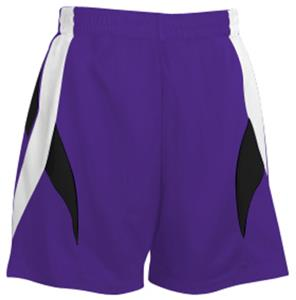 PURPLE/WHITE/BLACK