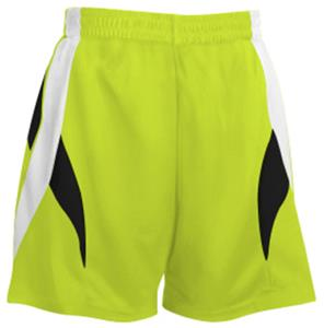 FLUOR. GREEN/WHITE/BLACK