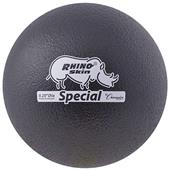 "Champion Sports Rhino Skin Special 8.5"" Black Ball"