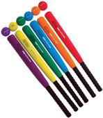 "Champion Rhino Ultra Foam 29"" Bat & Ball-Set of 6"