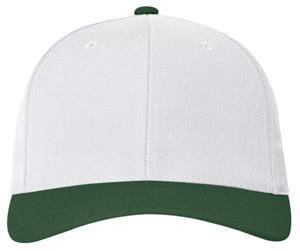 WHITE/DARK GREEN