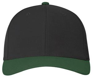 BLACK/DARK GREEN