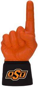 ORANGE HAND/BLACK JERSEY SLEEVE