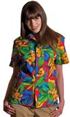 Edwards Unisex Hawaiian Camp Shirt