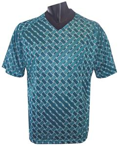 245-13 TEAL/BLACK