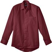 Edwards Mens Broadcloth Value Long Sleeve Shirt