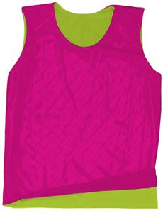 Outside: 90 - FUCHSIA, Inside: NEON GREEN