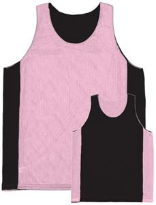 Outside: 26 - BLACK, Inside: PINK