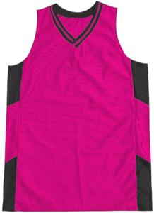 44 - BLACK/FUCHSIA/BLACK