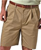 Edwards Mens Pleated Front Shorts