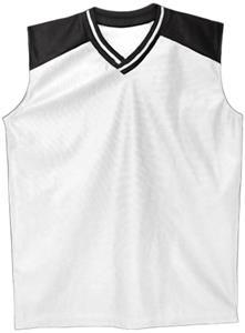12 - WHITE/BLACK