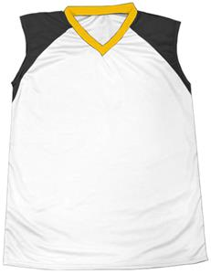 12 - WHITE/BLACK/GOLD