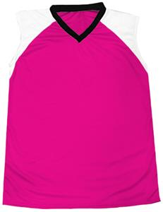 42 - FUCHSIA/WHITE/BLACK