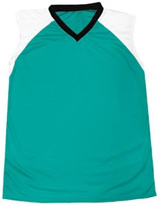 36 - TEAL/WHITE/BLACK
