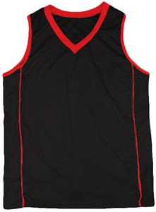 10 - BLACK/RED