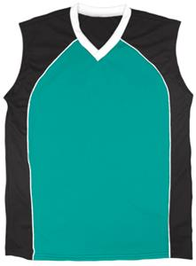 36 - TEAL/BLACK/WHITE