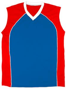 10 - ROYAL/RED/WHITE