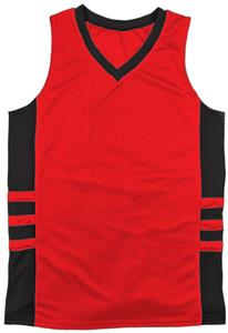 32 - RED/BLACK