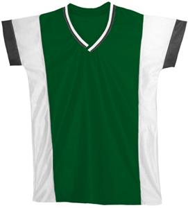 16 - DARK GREEN/WHITE/BLACK