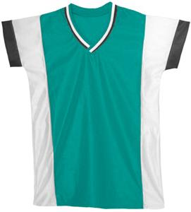 10 - TEAL/WHITE/BLACK