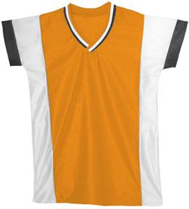 12 - ORANGE/WHITE/BLACK