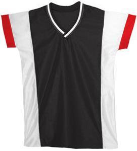 28 - BLACK/WHITE/RED