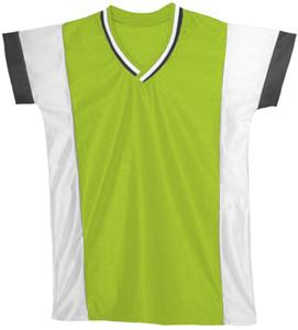 38 - NEON GREEN/WHITE/BLACK