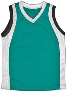 24 - TEAL/WHITE/BLACK