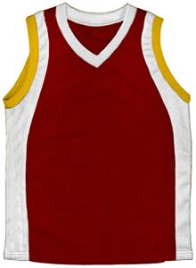 26 - MAROON/WHITE/GOLD