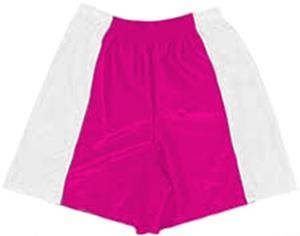 46 - FUCHSIA/WHITE