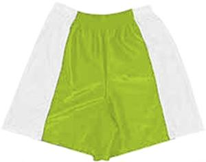 48 - NEON GREEN/WHITE