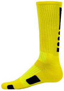 FLUORESCENT YELLOW/BLACK
