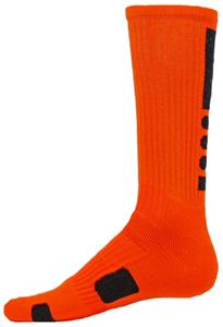 FLUORESCENT ORANGE/BLACK