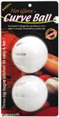 Unique Sports Hot Glove Plastic Curve Baseballs