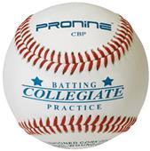Pro Nine Collegiate Practice Baseballs (DZ) C/O