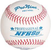 Pro Nine High School Pro NFHS Baseballs (DZ)